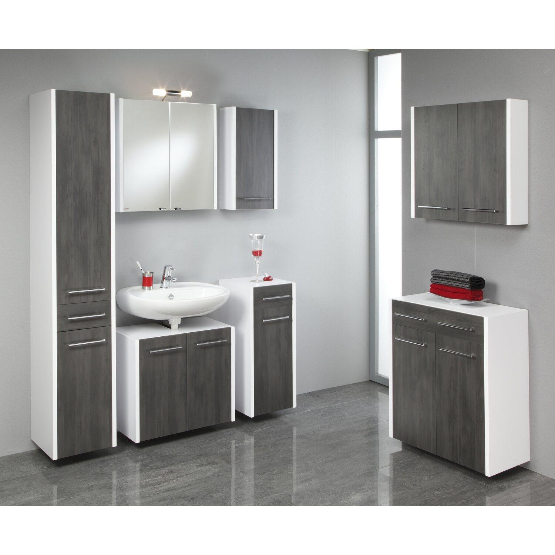 kesper waschbeckenunterschrank 64 cm atlanta graphit kaufen bei obi. Black Bedroom Furniture Sets. Home Design Ideas