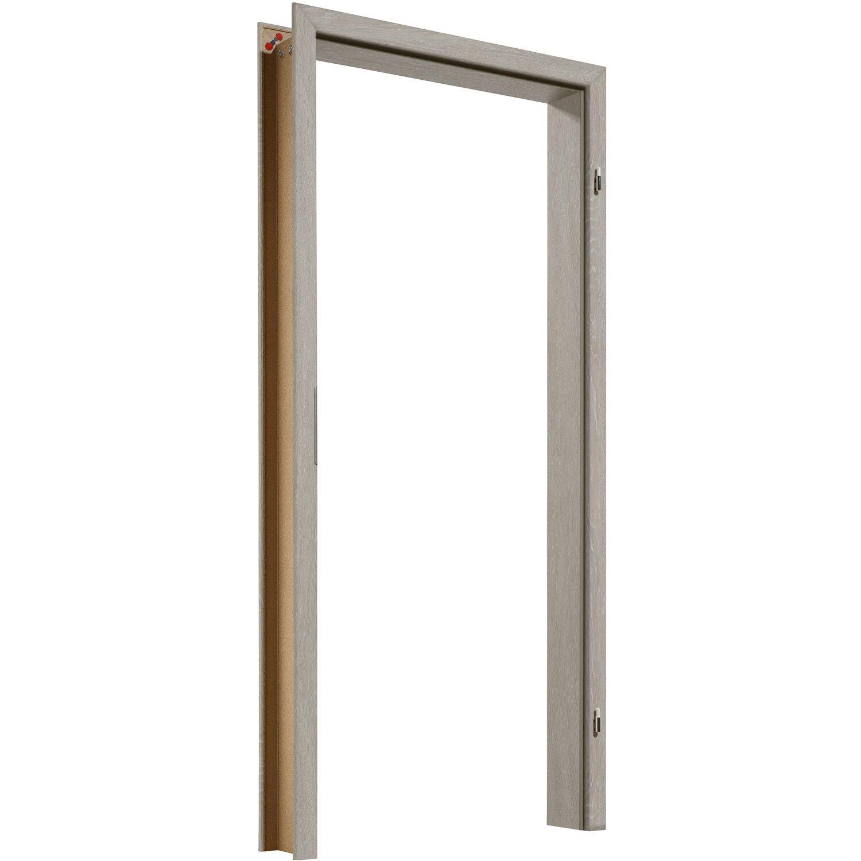 zarge cpl eiche basalt 73 5 cm x 198 5 cm x 20 cm anschlag rechts kaufen bei obi. Black Bedroom Furniture Sets. Home Design Ideas