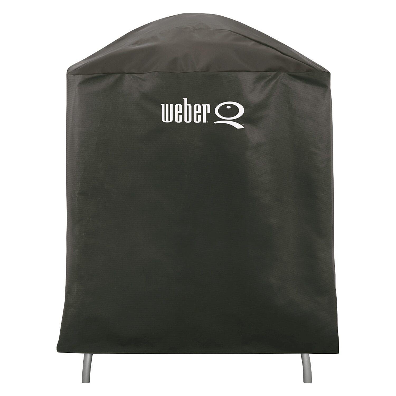 weber schutzh lle premium f r q 100 q 140 und q 220 q 240 kaufen bei obi. Black Bedroom Furniture Sets. Home Design Ideas