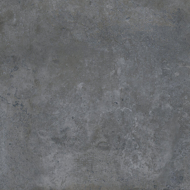Terrassenplatte Feinsteinzeug Mancester Anthrazit 60 Cm X 60 Cm X 2