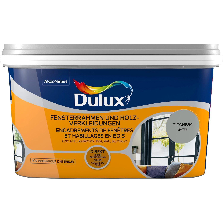 Dulux Fresh Up Lack für Fensterrahmen und Holzverkleidungen Satin ...