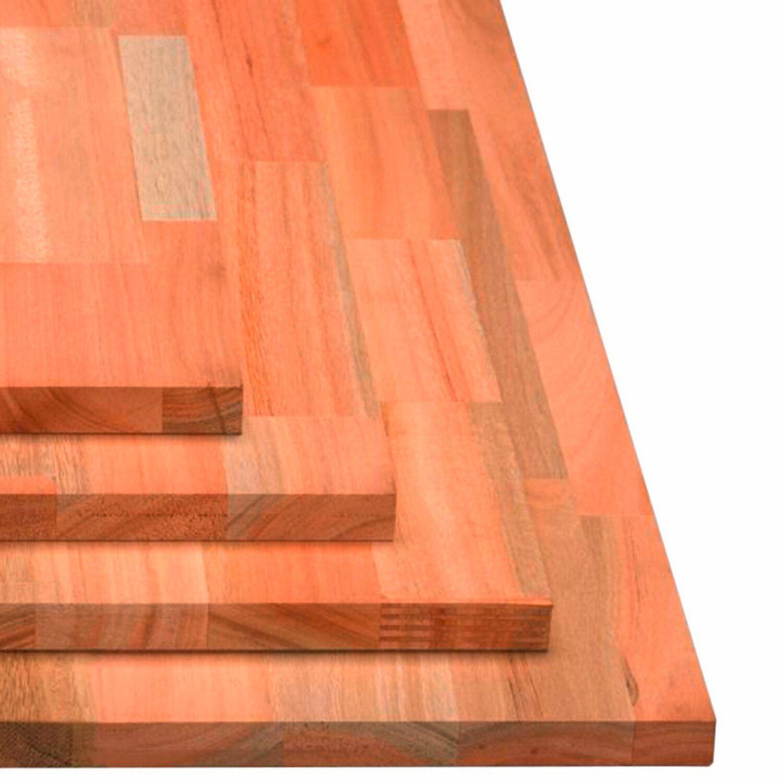 tischplatte eukalyptus 180 cm x 80 cm x 2 8 cm kaufen bei obi. Black Bedroom Furniture Sets. Home Design Ideas