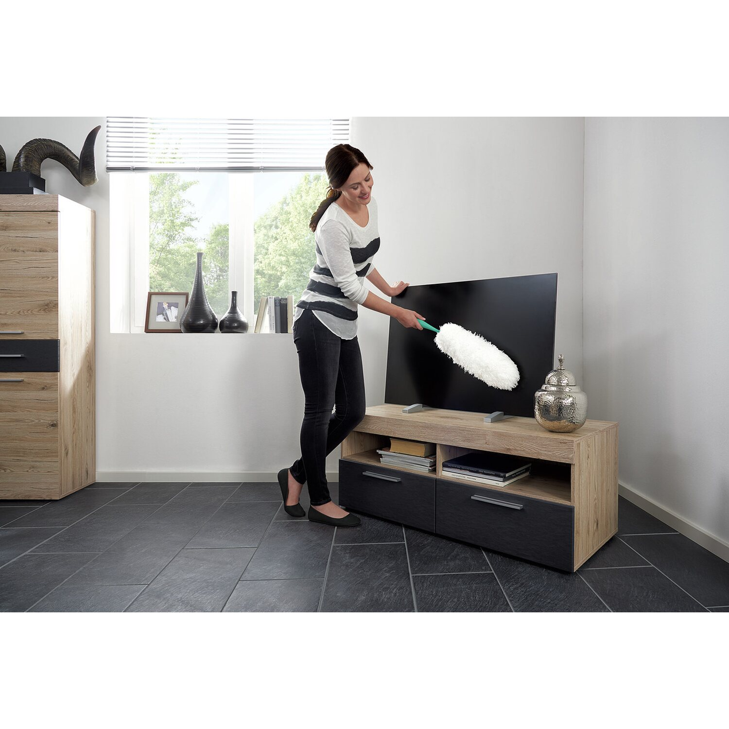 leifheit staubwedel duster xl kaufen bei obi. Black Bedroom Furniture Sets. Home Design Ideas