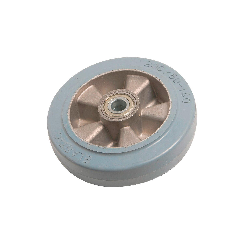 Schwerlast-Rad mit Aluminiumfelge Ø 200 mm 400 kg