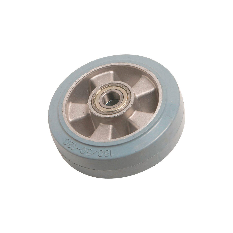 Schwerlast-Rad mit Aluminiumfelge Ø 160 mm 300 kg