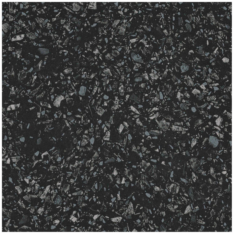 Arbeitsplatte 60 cm x 3 9 cm terrazzo schwarz mk 171 - Arbeitsplatte blau ...