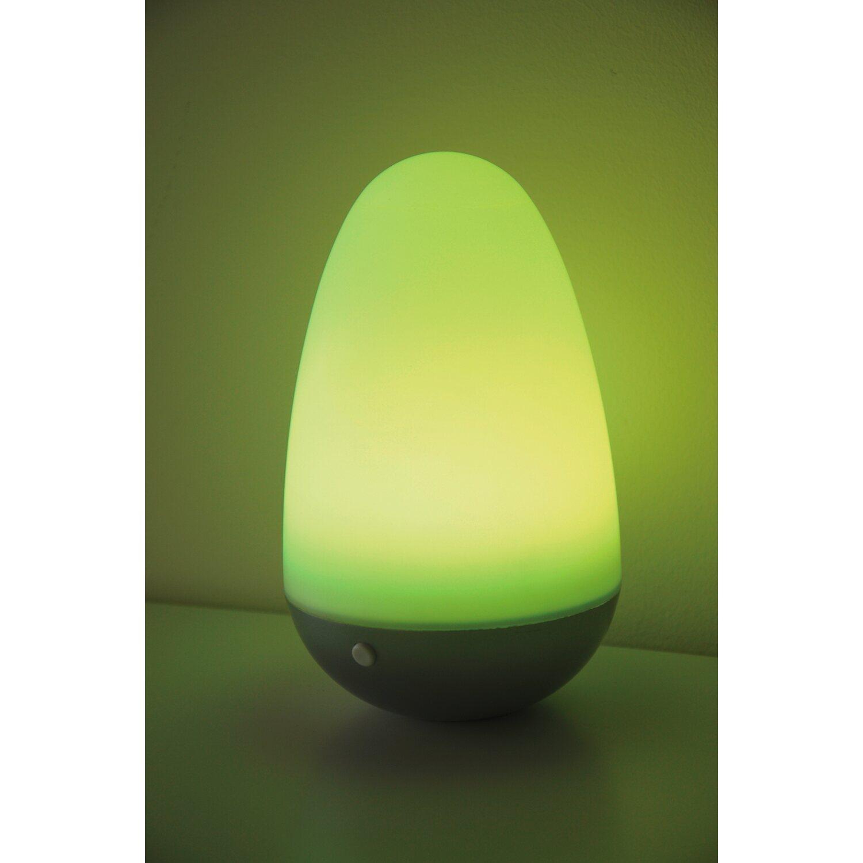 led mood lampe mit farbwechsel inkl ladekabel kaufen bei obi. Black Bedroom Furniture Sets. Home Design Ideas