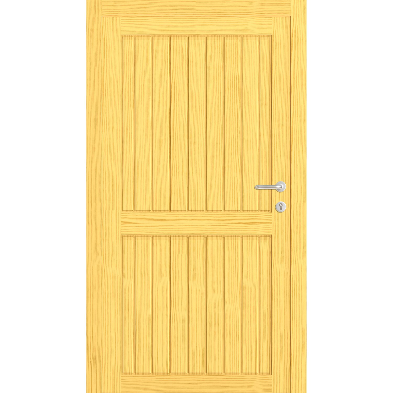 Berühmt Holz-Nebeneingangstür Nürnberg 98 cm x 198 cm DIN Links kaufen bei OBI MY96