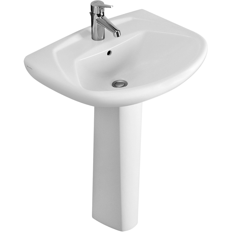 Villeroy & Boch Omnia Classic Waschbecken 655 mm Weiß
