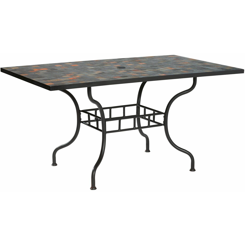 Obi Mosaik Tisch Fresno 150 Cm X 90 Cm Kaufen Bei Obi