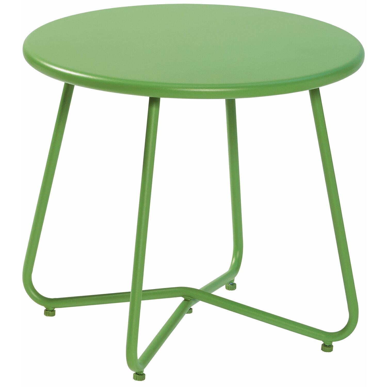 Tisch Rund 50 Cm.Cmi Metall Tisch Rund ø 50 Cm Kaufen Bei Obi
