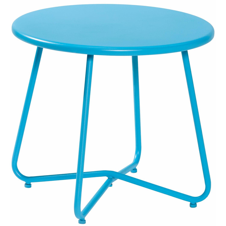 cmi metall tisch rund 50 cm kaufen bei obi. Black Bedroom Furniture Sets. Home Design Ideas