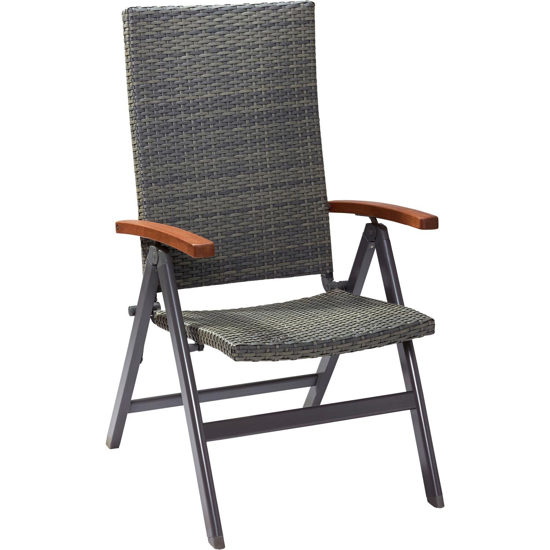 klappsessel davenport graphit kaufen bei obi. Black Bedroom Furniture Sets. Home Design Ideas