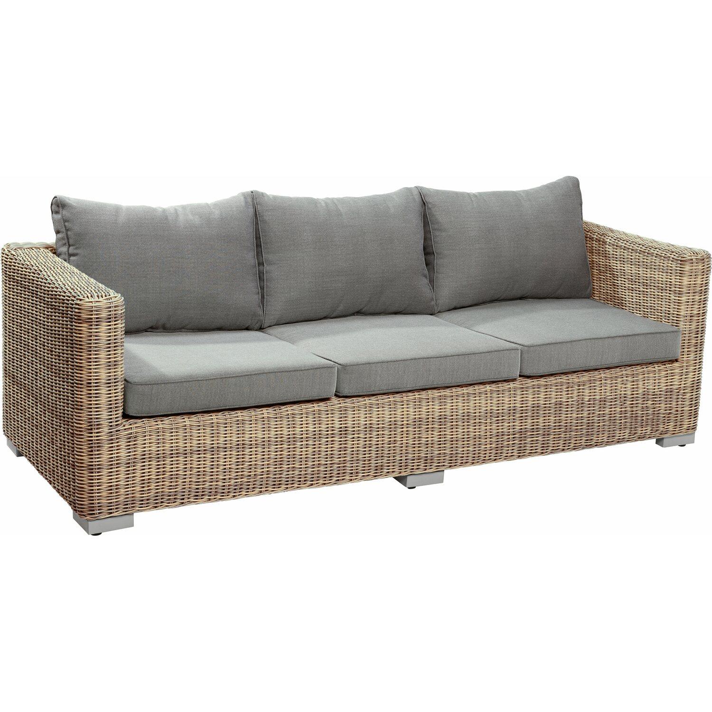 obi modulargruppe stratford 3er couch nature kaufen bei obi. Black Bedroom Furniture Sets. Home Design Ideas