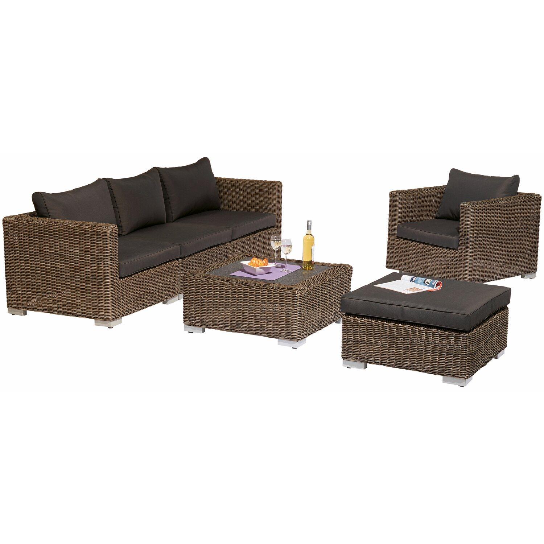 obi modulargruppe stratford hocker nature dark kaufen bei obi. Black Bedroom Furniture Sets. Home Design Ideas