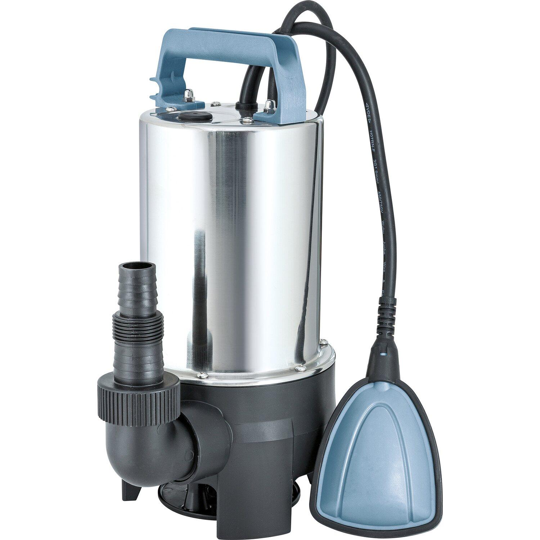 Zipper Schmutzwasser Tauchpumpe ZI-DWP1100N