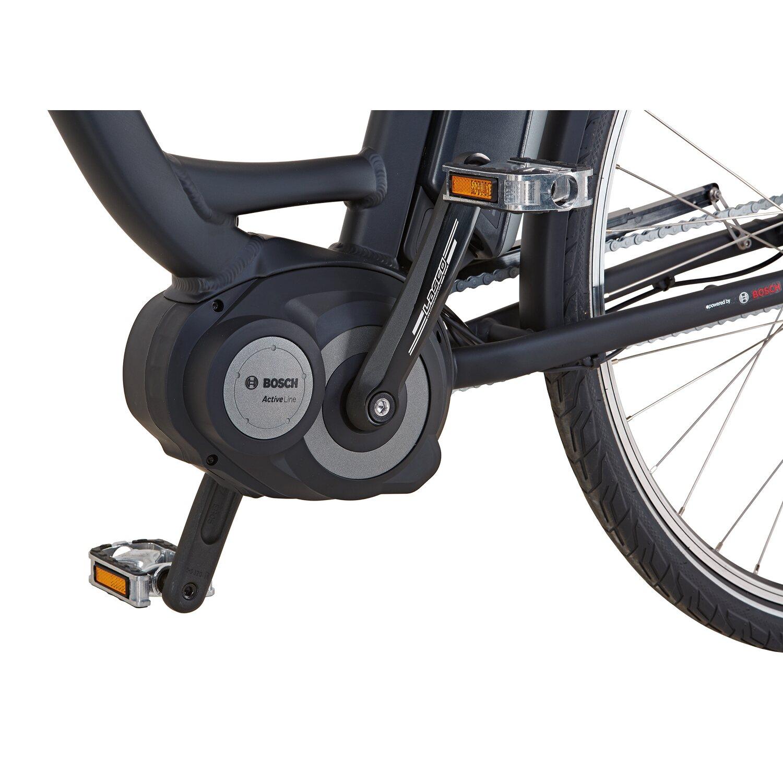 Stratos E Bike Alu City 28 Bosch Mittelmotor Active Line Kaufen Bei Obi