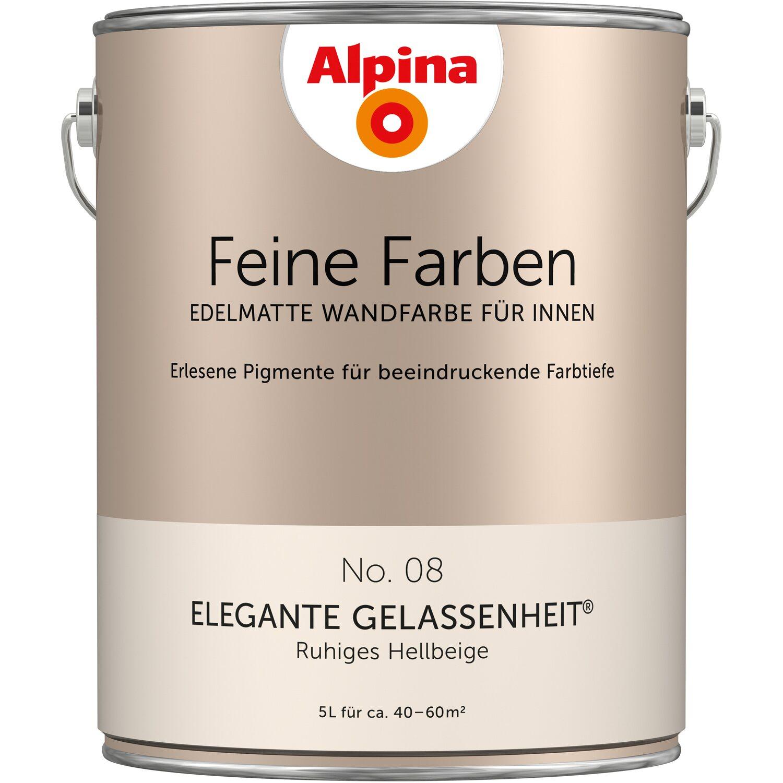 Alpina Feine Farben No 8 Elegante Gelassenheit Edelmatt 5 L Kaufen