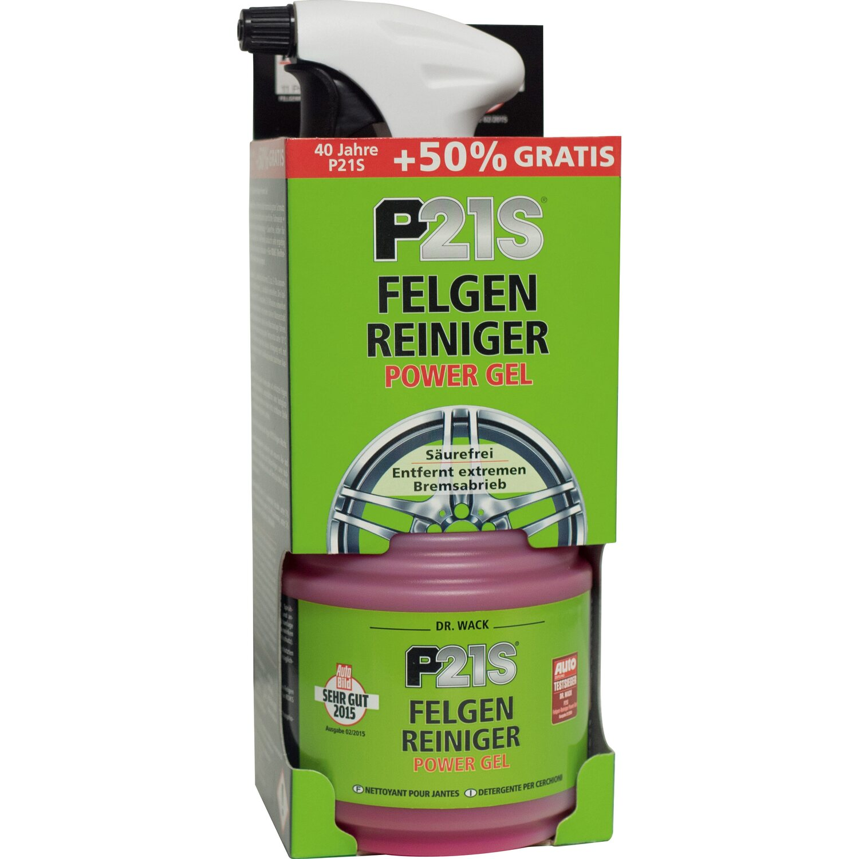 Dr Wack Dr. Wack P21S Felgen-Reiniger Power Gel 750 ml