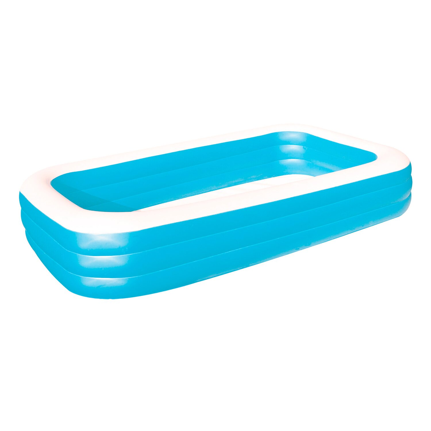 Bestway swimming pool family kaufen bei obi for Obi solarplane pool