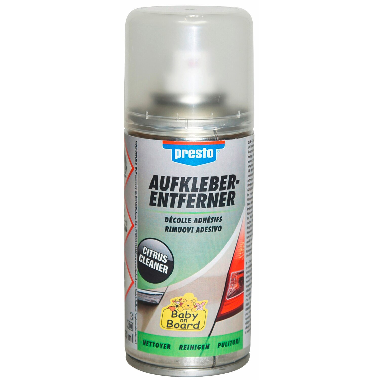 Presto Aufkleber Entferner Spray 150 Ml