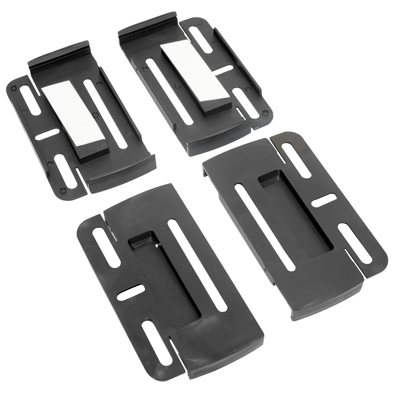 eufab befestigungsset f r 2 kfz kennzeichen kaufen bei obi. Black Bedroom Furniture Sets. Home Design Ideas