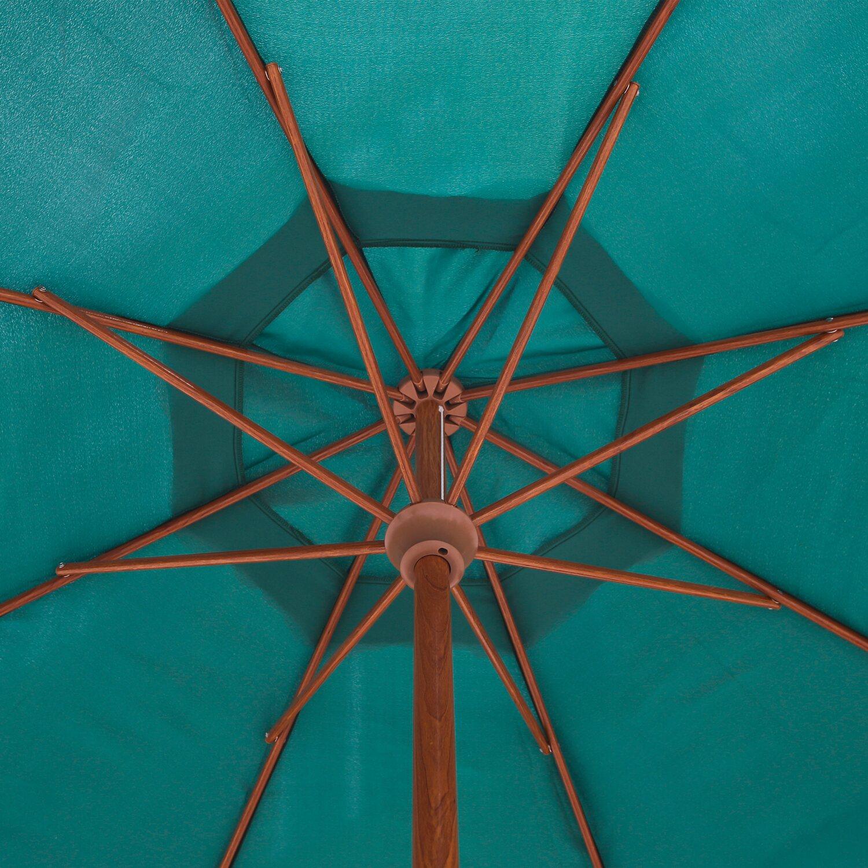 Obi Sonnenschirm Cardena Grun O 300 Cm Kaufen Bei Obi