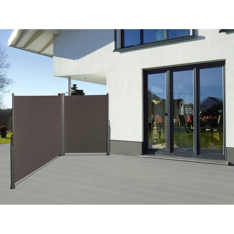 obi vertikalmarkise cordoba 2 seitig je 300 cm x 150 cm. Black Bedroom Furniture Sets. Home Design Ideas