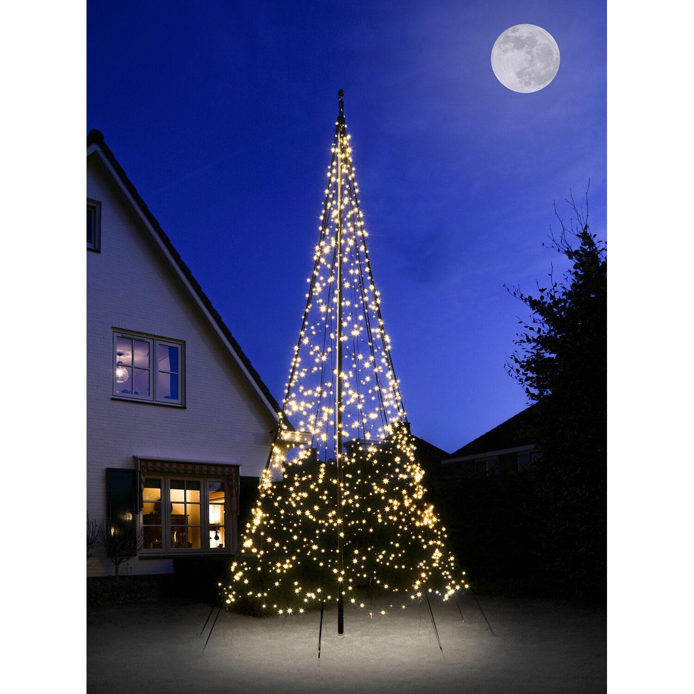 fairybell led weihnachtsbaum 1200 warmwei e leds 600 cm au en kaufen bei obi. Black Bedroom Furniture Sets. Home Design Ideas
