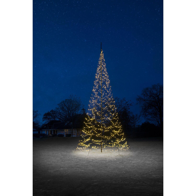 Fairybell led weihnachtsbaum 1500 warmwei e leds 800 cm au en kaufen bei obi - Fairybell led weihnachtsbaum ...