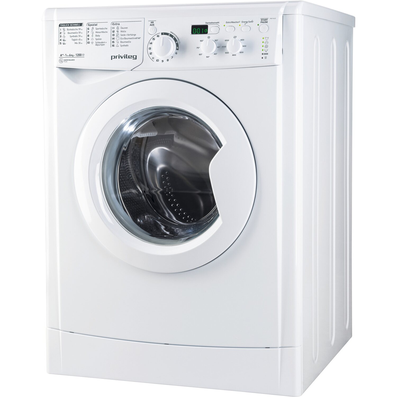 Privileg Waschmaschine PWF M 622 Weiß 6 kg EEK: A++ kaufen bei OBI