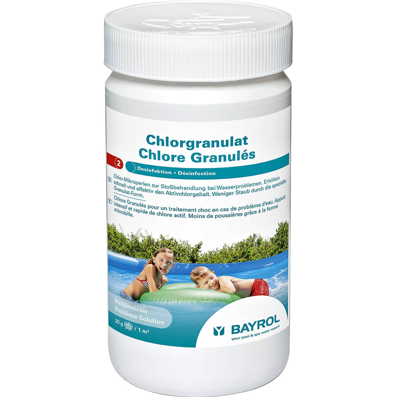 Bayrol Chlor Granulat 1 Kg Kaufen Bei Obi