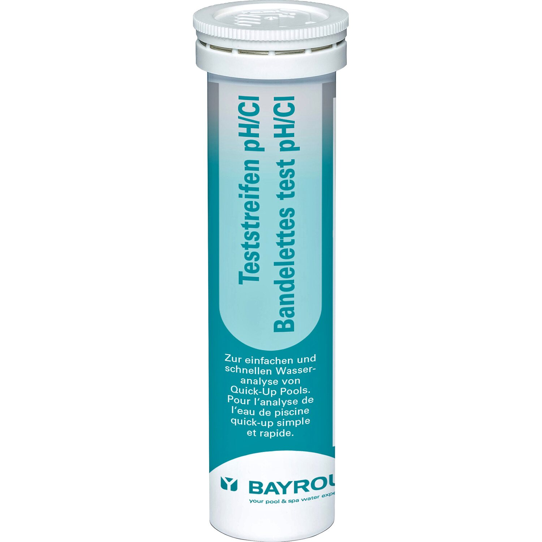 Bayrol Teststreifen Ph Chlor 25 Stuck Kaufen Bei Obi