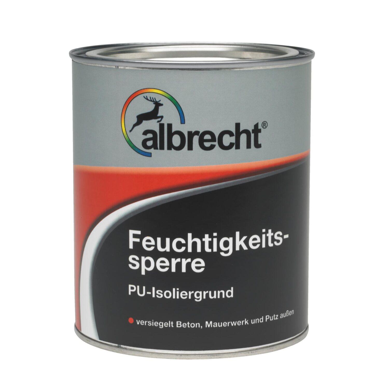 Albrecht Feuchtigkeitssperre Transparent 750 Ml Kaufen Bei Obi
