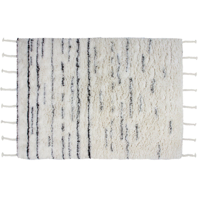 Kayoom Teppich Casablanca 110 Natur-Elfenbein 200 cm x 290 cm Preisvergleich