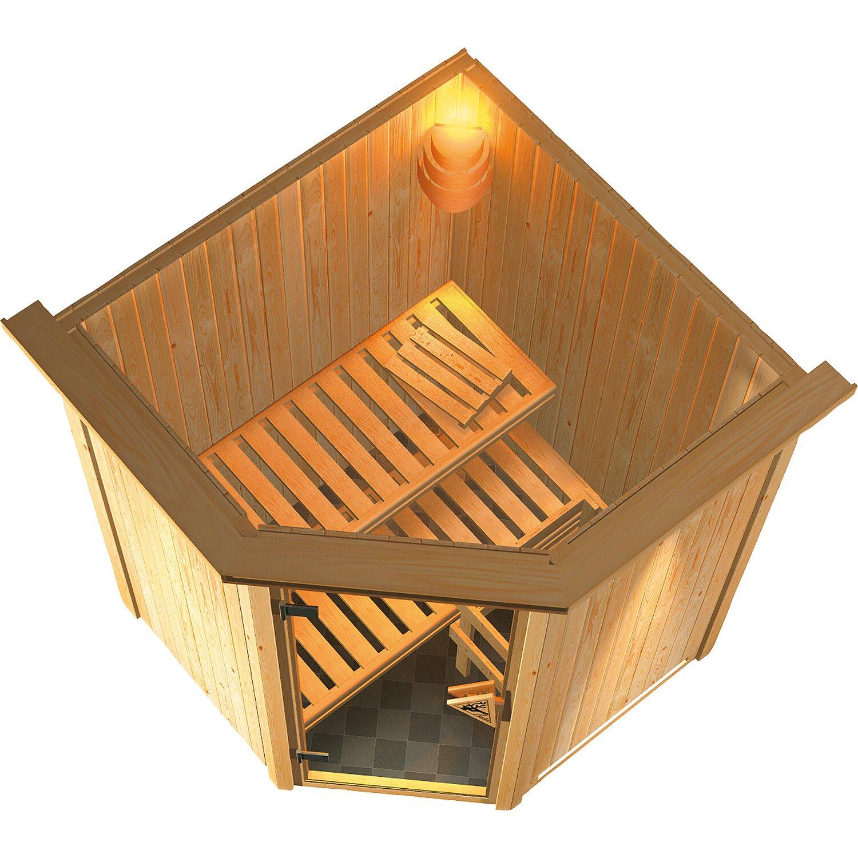karibu sauna larin sparset kaufen bei obi. Black Bedroom Furniture Sets. Home Design Ideas