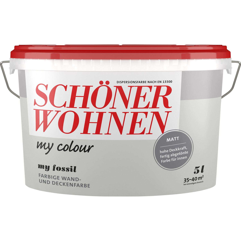 Schöner Wohnen My Colour My Fossil Matt 5 L