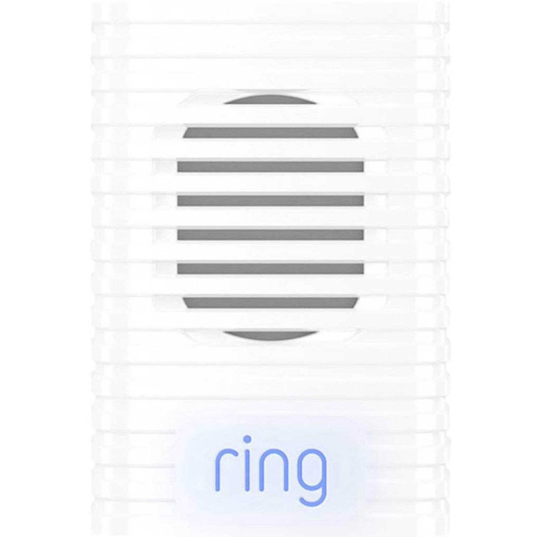 Ring Chime Türgong für Video Türklingel Weiß