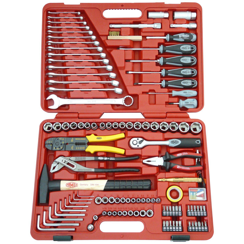 Famex Werkzeugkoffer Mechaniker 136-20