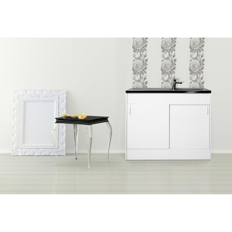 respekta komplettsp le mit schiebet r ks60s 100 x 60 cm kaufen bei obi. Black Bedroom Furniture Sets. Home Design Ideas