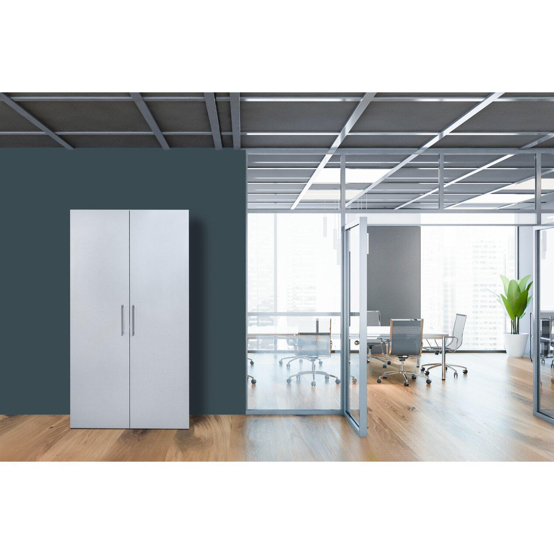 Schrankküche ikea  Respekta Schrankküche SKW Silbergrau kaufen bei OBI
