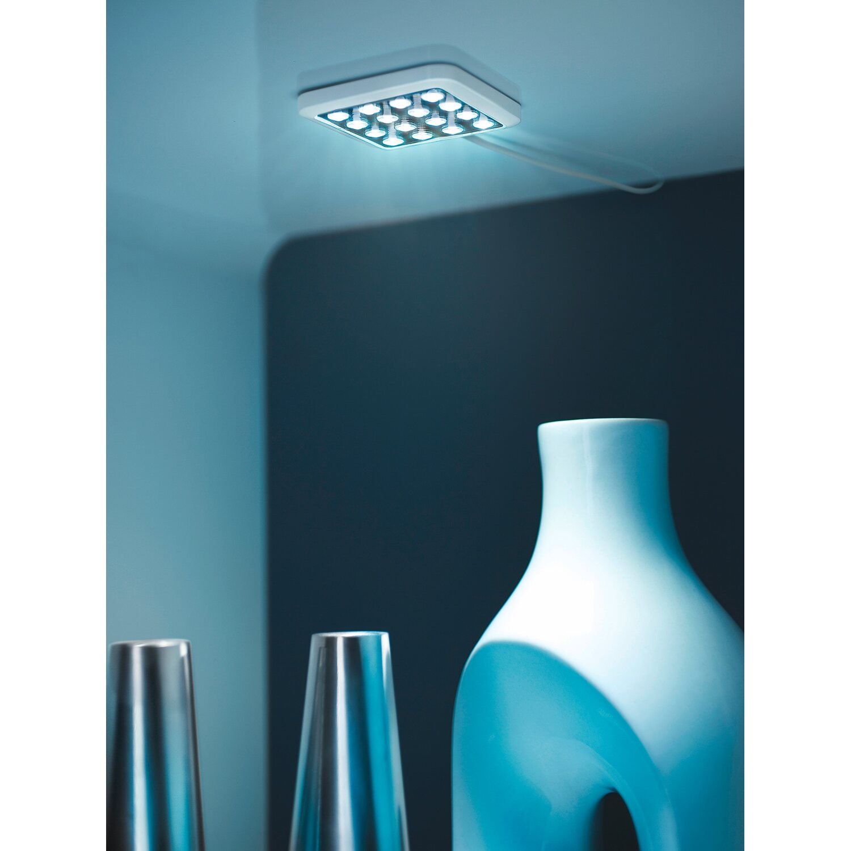 osram led qod lichtquadrate base kit 3 module eek a. Black Bedroom Furniture Sets. Home Design Ideas