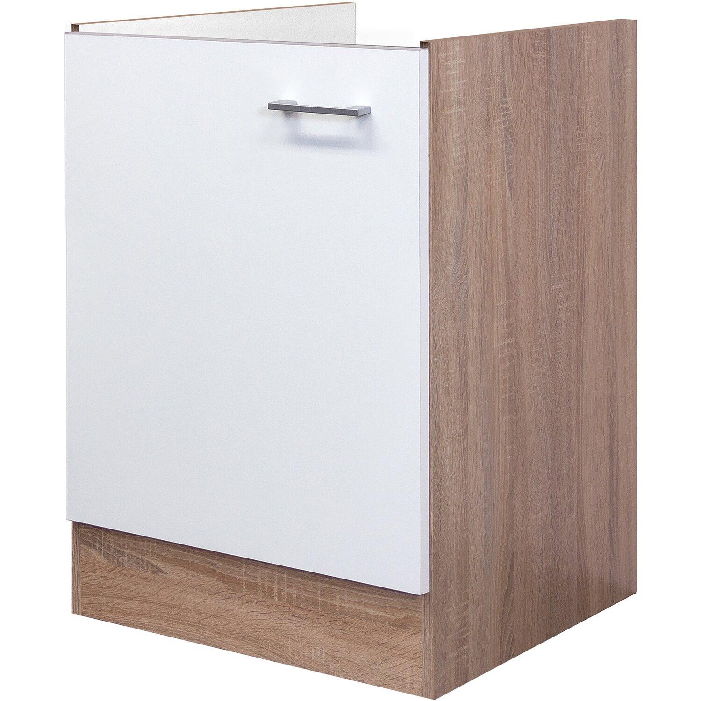 flex well classic sp lenunterschrank florida 50 cm wei. Black Bedroom Furniture Sets. Home Design Ideas