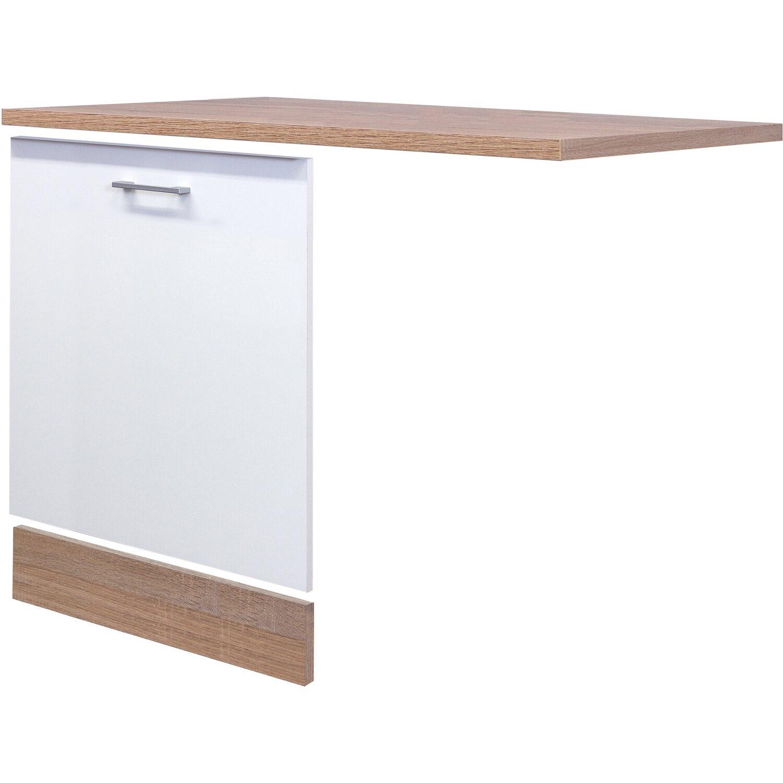 flex well classic geschirrsp ler paket vollintegriert florida wei sonoma eiche kaufen bei obi. Black Bedroom Furniture Sets. Home Design Ideas