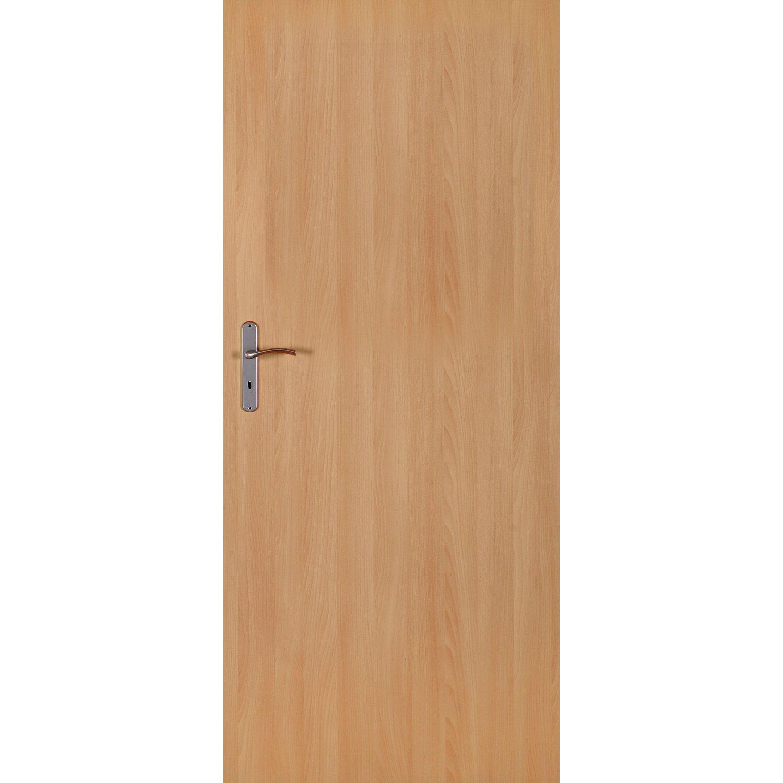 zimmert r dekor wabenkern buche holznachbildung 86 cm x 198 5 cm din rechts kaufen bei obi. Black Bedroom Furniture Sets. Home Design Ideas