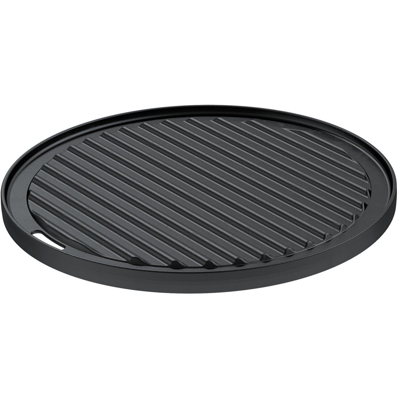 Rösle Grillplatte Vario Ø 30 cm emailliert   Küche und Esszimmer > Küchenelektrogeräte > Küche Grill   Rösle