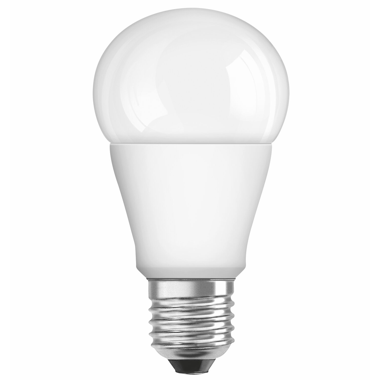 Osram LED Lampe Glühlampenform E27 / 10 W 806 lm Neutralweiß Matt EEK A+ kaufen bei OBI