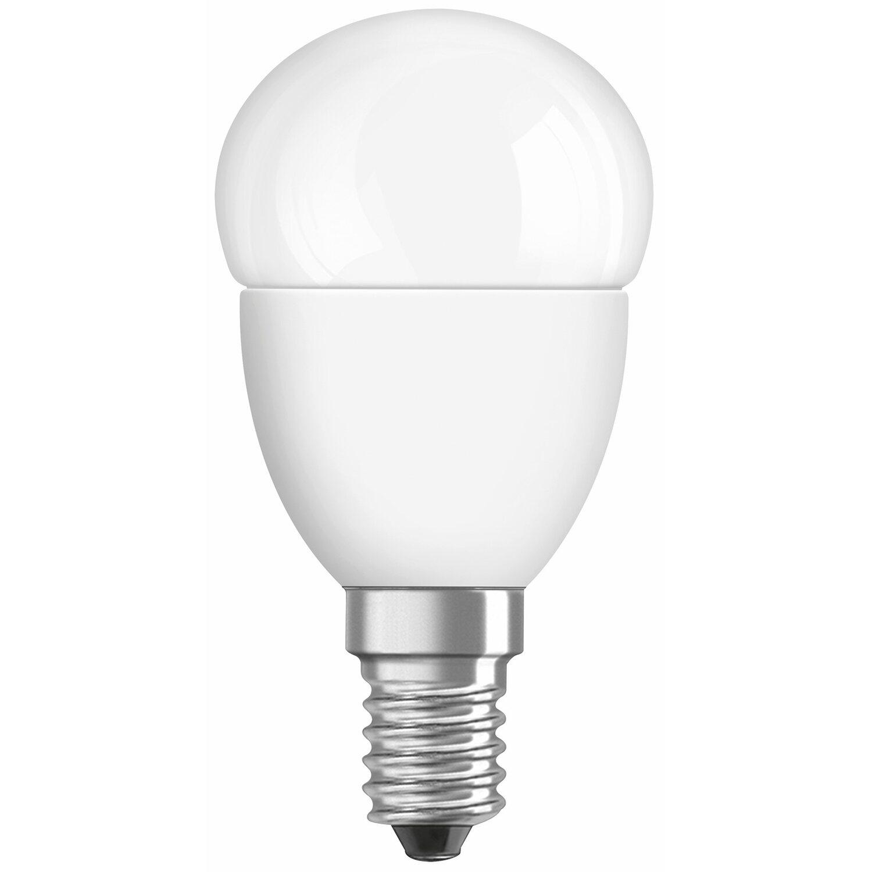 osram led lampe tropfenform e14 4 w 250 lm warmwei eek a kaufen bei obi. Black Bedroom Furniture Sets. Home Design Ideas