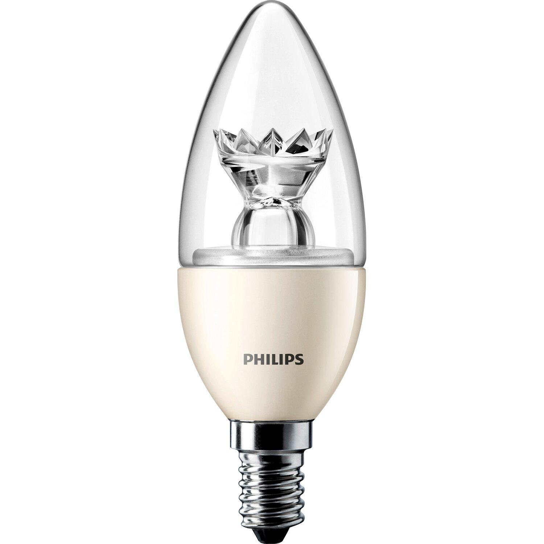 philips led lampe kerzenform e14 3 w 250 lm warmwei eek a kaufen bei obi. Black Bedroom Furniture Sets. Home Design Ideas