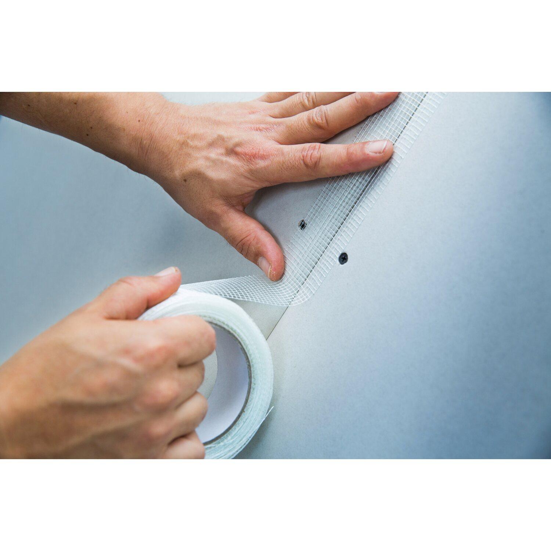 lux gipsplatten-fugenband 25 m x 50 mm kaufen bei obi
